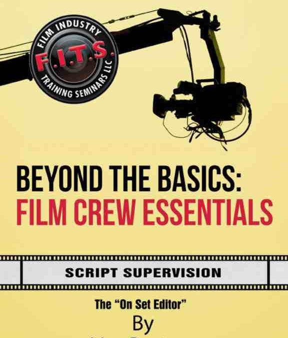 Script Supervisor Manual